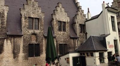 Photo of Pub 't Galgenhuis at Groentenmarkt 5, Gent 9000, Belgium