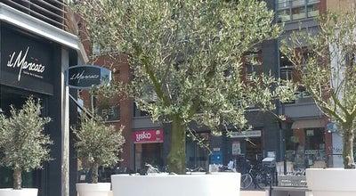 Photo of Italian Restaurant Il Mercato at Markt 171, Papendrecht 3351 PA, Netherlands