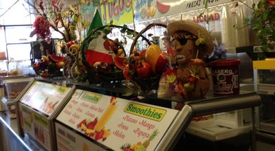 Photo of Mexican Restaurant Fruteria Huerta at 1701 W Valley Blvd, Alhambra, CA 91803, United States
