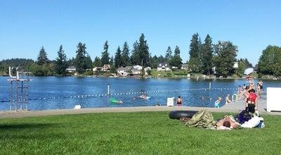 Photo of Beach Long Lake Park at 2790 Carpenter Rd, Lacey, WA 98503, United States
