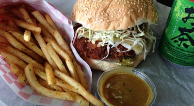 Photo of Burger Joint Katsu Burger at 6538 4th Ave S, Seattle, WA 98108, United States