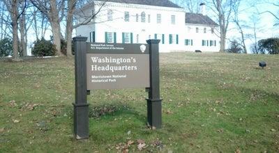 Photo of History Museum Washington's Headquarters Museum at 30 Washington Pl, Morristown, NJ 07960, United States