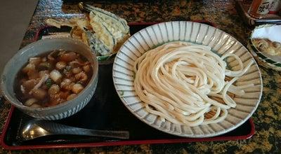 Photo of Ramen / Noodle House 製麺練場 風布うどん at 川藤1805, 吉川市, Japan