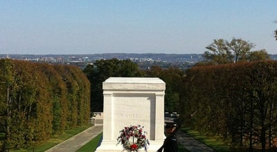 Photo of Monument / Landmark Tomb of the Unknowns at Arlington National Cemetery, Arlington, VA 22202, United States