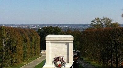 Photo of Monument / Landmark Tomb of the Unknowns at Arlington National Cemetery, Arlington, VA 22202, United States