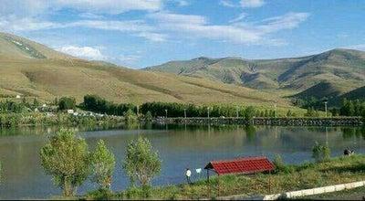 Photo of Lake Palandoken Göleti at Turkey