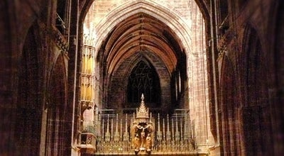 Photo of Church Chester Cathedral at 12 Abbey Square, Chester CH1 2HU, United Kingdom
