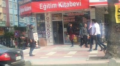 Photo of Bookstore Eğitim Kitapevi at Lise Caddesi, Yozgat, Turkey
