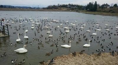 Photo of Lake 田尻池 at 山本, 富山市 930-0156, Japan