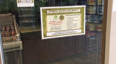 Photo of Cafe Three Days Gourmet Cafe at 26850 Providence Pkwy, Novi, MI 48374, United States