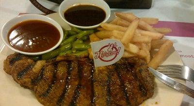 Photo of Steakhouse Holycow! Steakhouse at Jl. Boulevard Kelapa Gading Wb2 No. 16, Jakarta Utara 14250, Indonesia