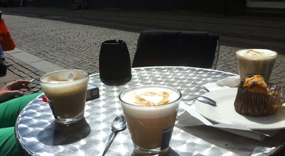 Photo of Cafe Coffee Point at Skomakargatan 5 A, Lund 223 50, Sweden