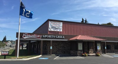 Photo of American Restaurant Fanaticus Sports Grill at 1026 E 1st St, Port Angeles, WA 98362, United States