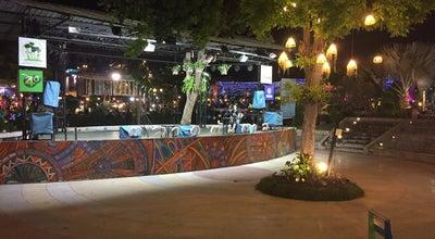 Photo of Music Venue เวทีกลาง ตลาดต้นตาล at Thailand