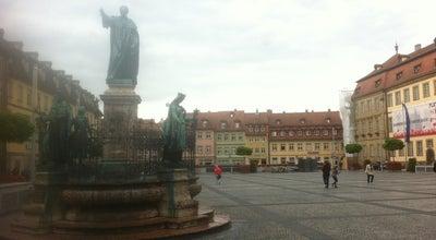Photo of Plaza Maxplatz at Maximiliansplatz 1, Bamberg 96047, Germany