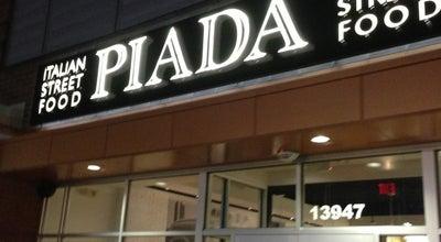 Photo of Italian Restaurant Piada Italian Street Food at 13947 Cedar Rd, South Euclid, OH 44118, United States