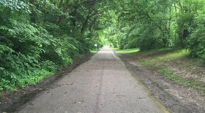 Photo of Trail Monon Trail At 54th at Indianapolis, IN 46220, United States