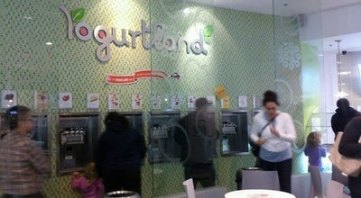 Photo of Dessert Shop Yogurtland at 8220 Mira Mesa Blvd, San Diego, CA 92126, United States