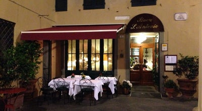 Photo of Italian Restaurant Buca di S.Antonio at Via Della Cervia 3, Lucca 55100, Italy