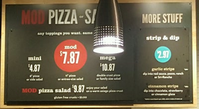 Photo of Pizza Place MOD Pizza at 10301 156th St E, Puyallup, WA 98374, United States
