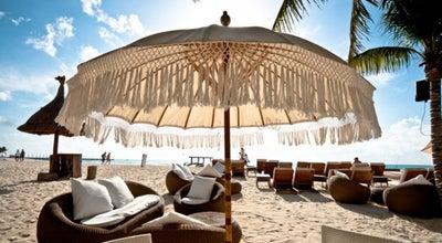 Photo of Beach Indigo Beach Club at The Beach - El Taj, Playa del Carmen 77710, Mexico