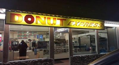 Photo of Donut Shop Donut Express at 430 Winton Ave, Hayward, CA 94544, United States