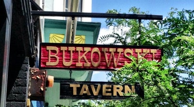 Photo of Bar Bukowski Tavern at 1281 Cambridge St, Cambridge, MA 02139, United States