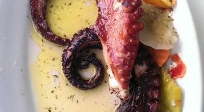 Photo of Fish Taverna Σάββας at Θάσου 29, Kavala 652 01, Greece