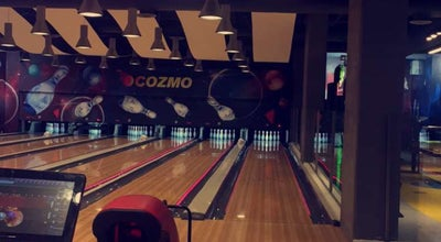Photo of Bowling Alley cozmo platinum at Sabah Al-salem, Kuwait, Kuwait