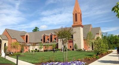 Photo of Church St. Theresa Catholic Church at 21370 St Theresa Ln, Ashburn, VA 20147, United States