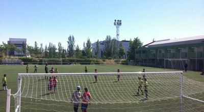 Photo of Pool Centro Deportivo Luis Aragonés at C. El Provencio, 20, Madrid 28043, Spain