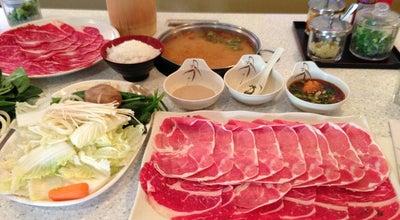 Photo of Japanese Restaurant Shabu House at 1150 Paloma Ave, Burlingame, CA 94010, United States