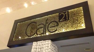 Photo of Cafe Cafe 21 at Radisson Slavyanskaya, Москва, Russia