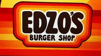Photo of Burger Joint Edzo's Burger Shop at 1571 Sherman Ave, Evanston, IL 60201, United States