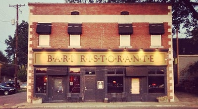 Photo of Italian Restaurant Bari Ristorante at 22 South Cooper St., Memphis, TN 38104, United States