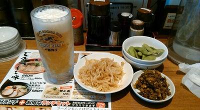 Photo of Ramen / Noodle House ラの壱  ヴェルサウォーク西尾 at 高畠町3丁目23-9, 西尾市, Japan