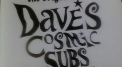 Photo of Sandwich Place Dave's Cosmic Subs at 14813 Detroit Ave, Lakewood, OH 44107, United States