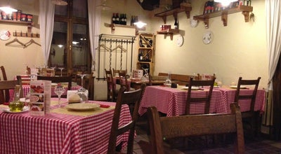 "Photo of Italian Restaurant Osteria Barbarossa at Бул. ""никола Й. Вапцаров"" 25а, София 1407, Bulgaria"