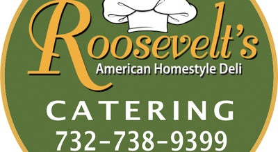 Photo of American Restaurant Roosevelt's American Homestyle Deli at 684 King George Rd, Woodbridge, NJ 08863, United States