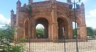 Photo of Park Parque Central De Chiapa De Corzo at Mexico