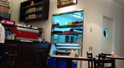 Photo of Ice Cream Shop Emporio La Rosa at Av. Andrés Bello 2425, Providencia, Chile