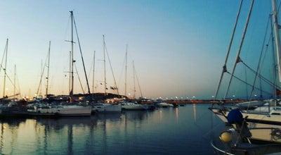 Photo of Cafe Marina Yacht Club at Μαρίνα Μυτιλήνης, Μυτιλήνη 811 00, Greece