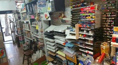 Photo of Bookstore فروشگاه تخصصى لوازم ماکت سازى و گرافيک عطا / ata's Stationery & bookstore at Iran