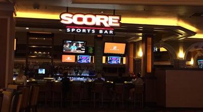 Photo of Casino Casino at the Monte Carlo Resort at 3770 Las Vegas Boulevard South, Las Vegas, NV 89109, United States