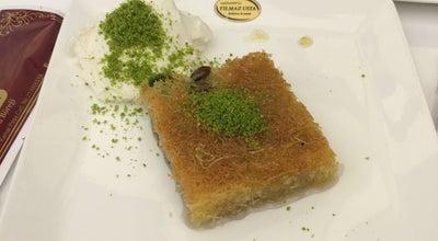 Photo of Dessert Shop Baklavacı Yılmaz Usta at Amasya, Turkey