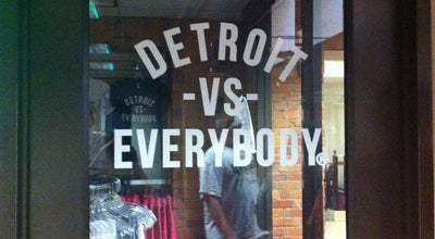 Photo of Boutique Detroit vs Everybody at 400 Monroe St, Detroit, MI 48226, United States
