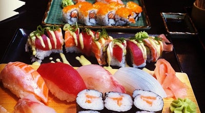 Photo of Sushi Restaurant UMI Sushi & Grill at Lange Leidsedwarsstraat 71a, Amsterdam 1017 NH, Netherlands