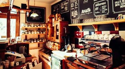 Photo of Coffee Shop Antique Cafe & Tea at Petőfi Sándor Sgt. 39., Szeged 6722, Hungary