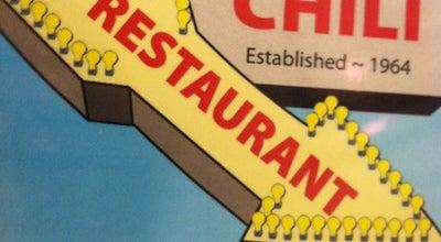 Photo of Diner Pleasant Ridge Chili and Restaurant at 6032 Montgomery Rd, Cincinnati, OH 45213, United States