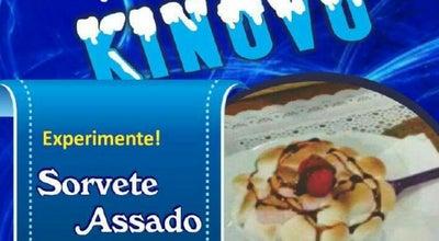 Photo of Ice Cream Shop Sorvetes Kinovo at Rua Dos Fundadores, Itanhaém 11740-000, Brazil